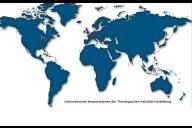 Internationale Kooperationen der Theologischen Fakultät Heidelberg