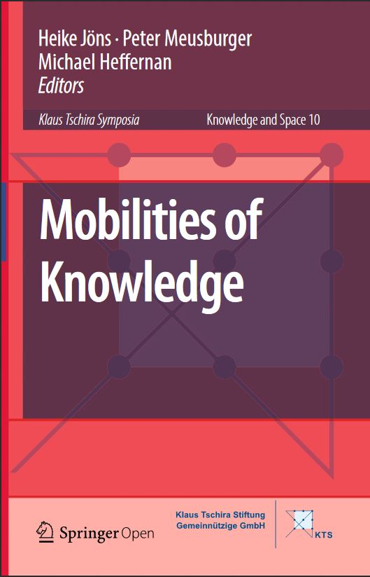 Mobilities of Knowledge_bookcover