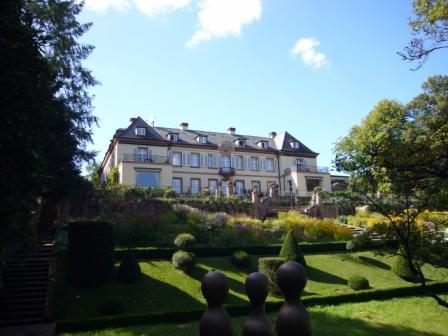 Gallery Heidelberg And Villa Bosch