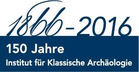 150 Jahre Institut für Klassische Archäologie, Universität Heidelberg, Logo