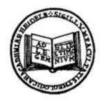 Siegel der Theologischen Fakultät
