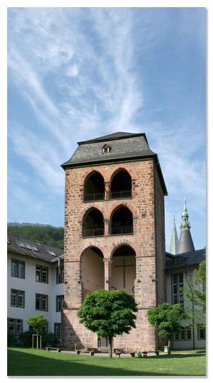 Hexenturm | Historisches Seminar | Universität Heidelberg