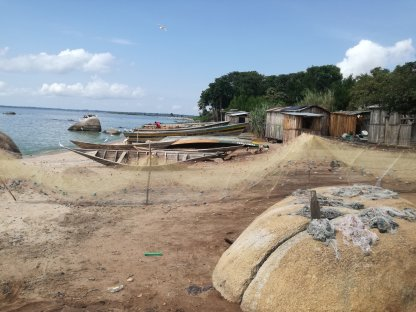 Fishing Village Tz