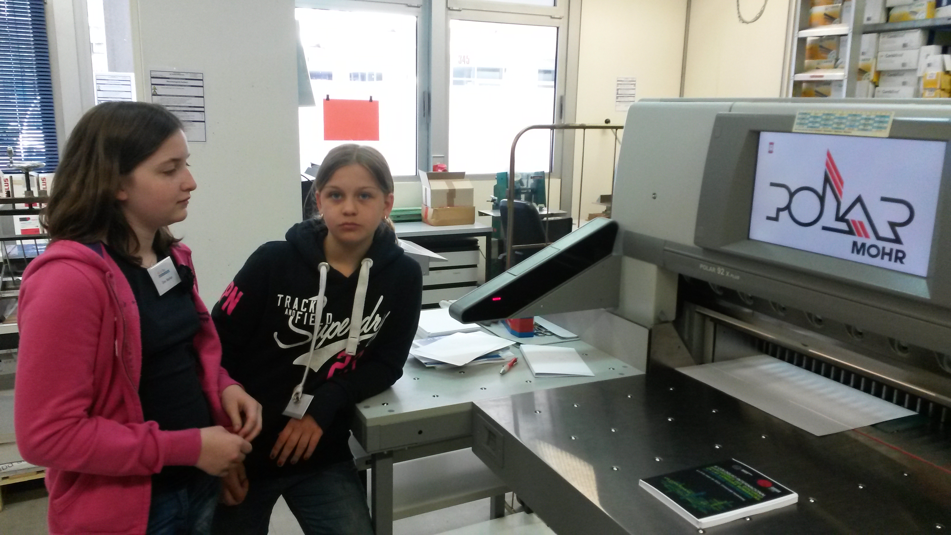 Girls'Day 2015 - in der Elektronikwerkstatt (4)