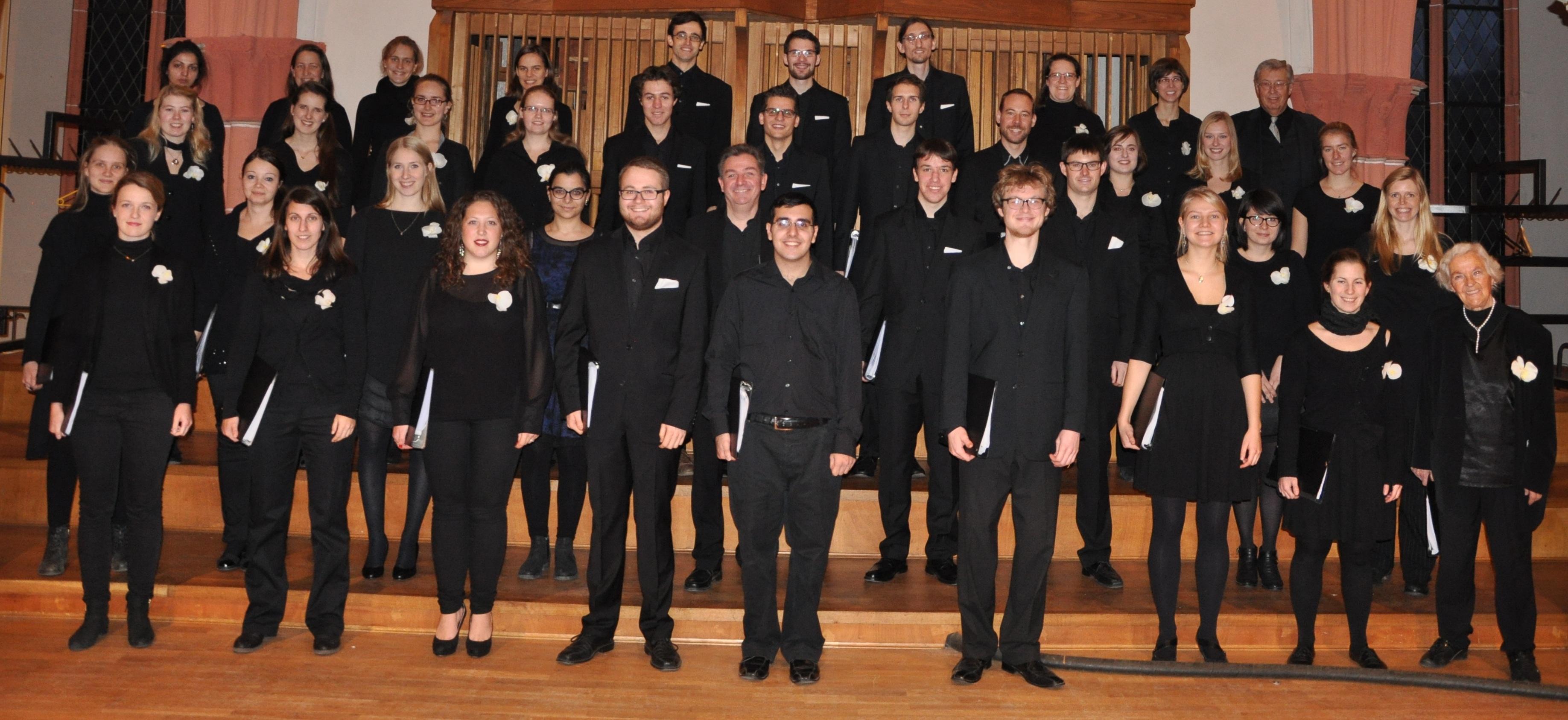 Camca I Quality Of A Choir Leader