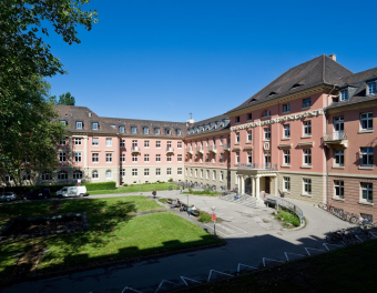 Campus Bergheim Welcome