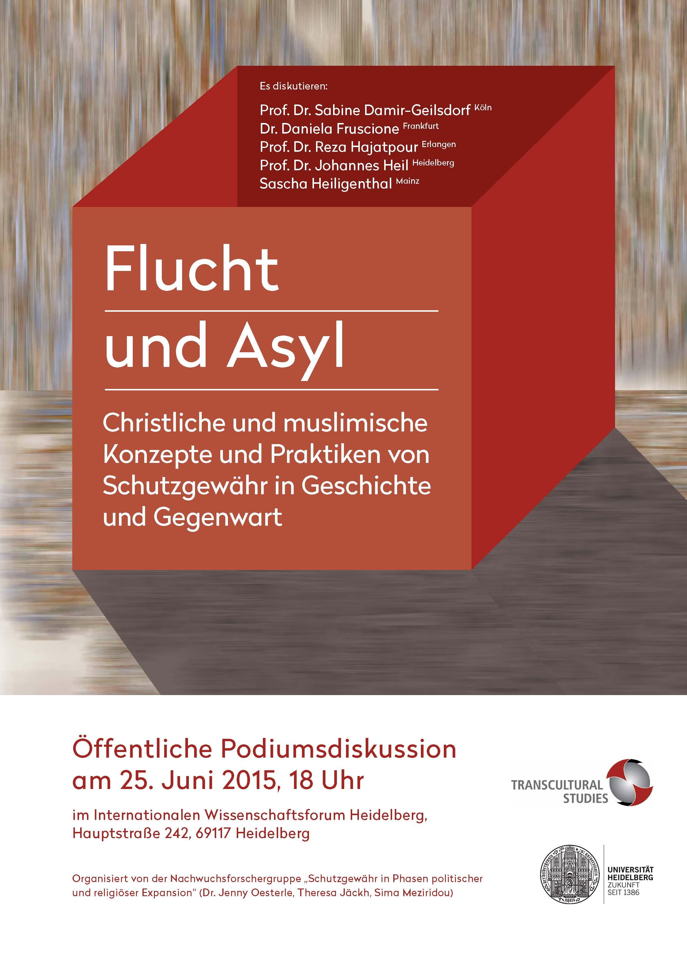Vergangene Veranstaltungen - Universität Heidelberg