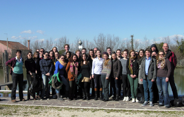Venedig_Exkursion_Gruppenbild