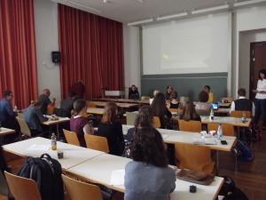 Bild Symposium An die Arbeit 3