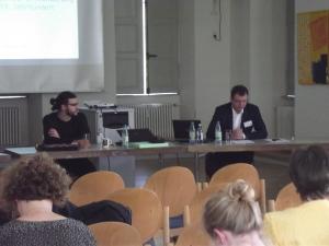 Bild Symposium An die Arbeit 2