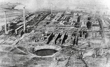 Basf Explosion 1921