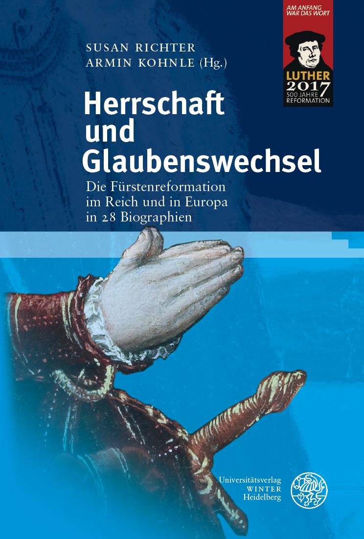 Herrschaft und Glaubenswechsel Cover
