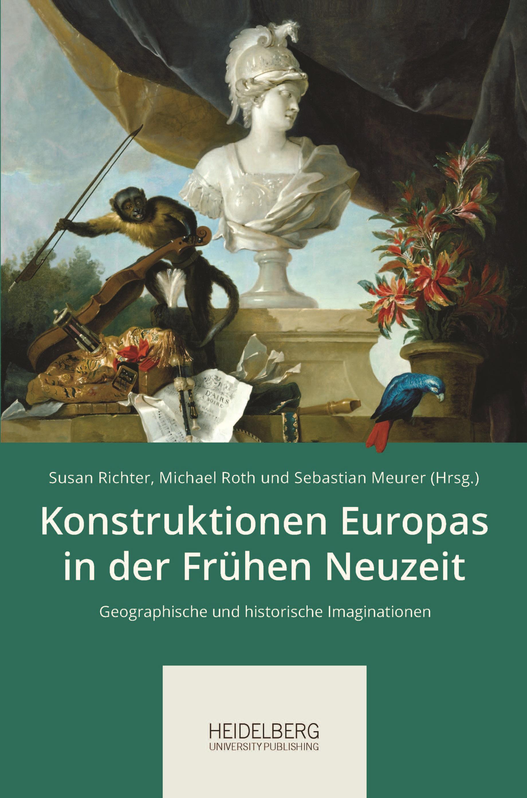 Richter, Roth, Meurer, Konstruktionen Europas, 2017, fertig