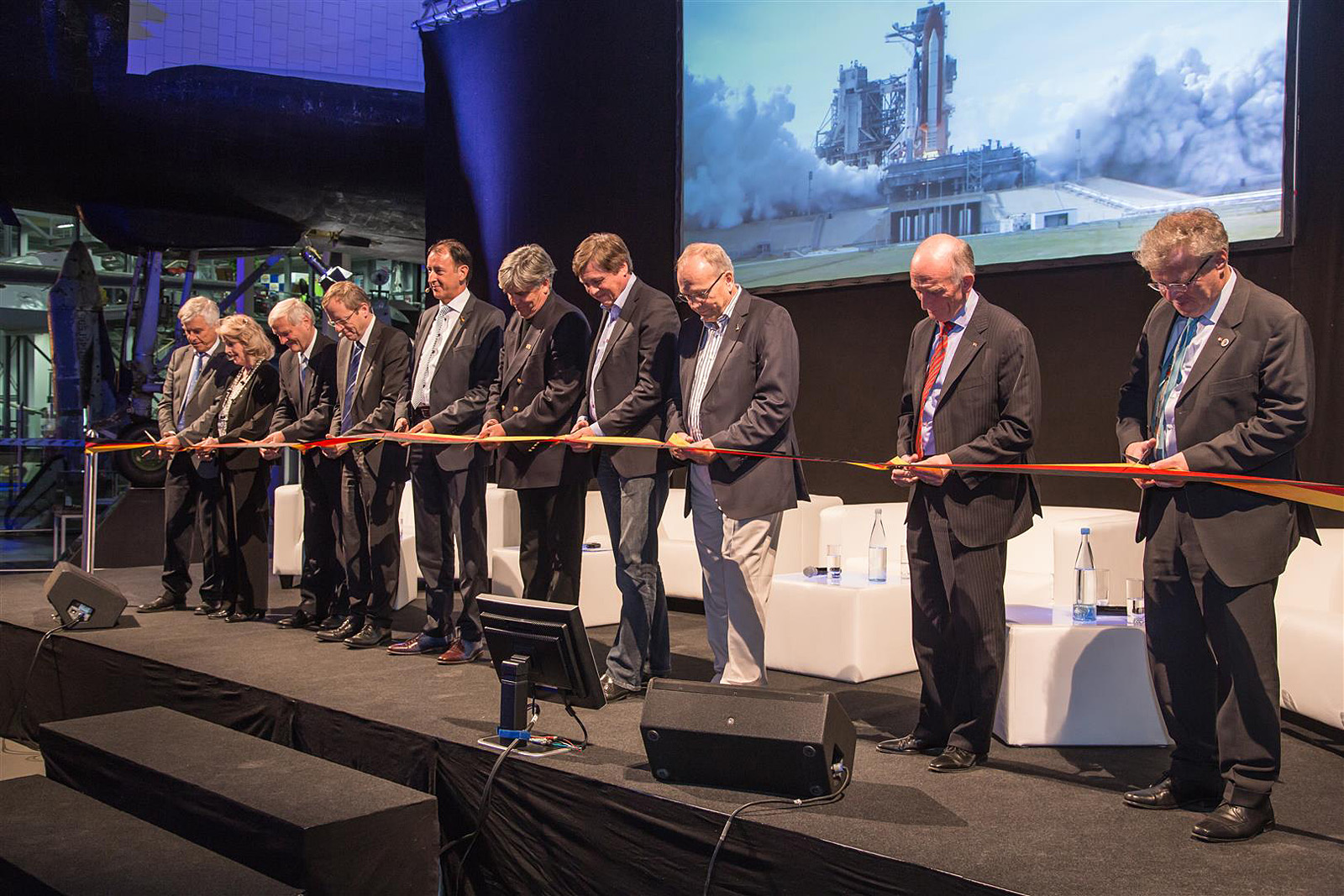 24 October, 2015 | Opening of the new exhibition, Photo: Technik Museum Speyer