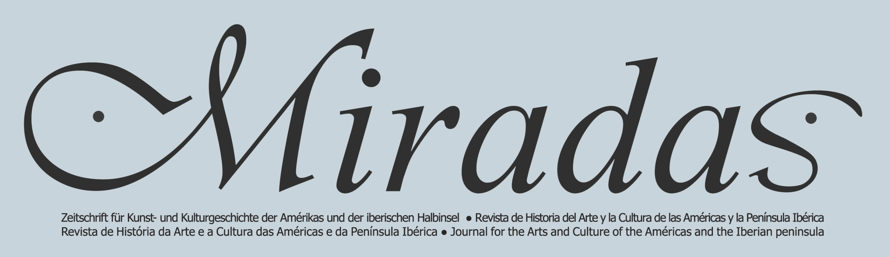 Vierte Ausgabe Miradas