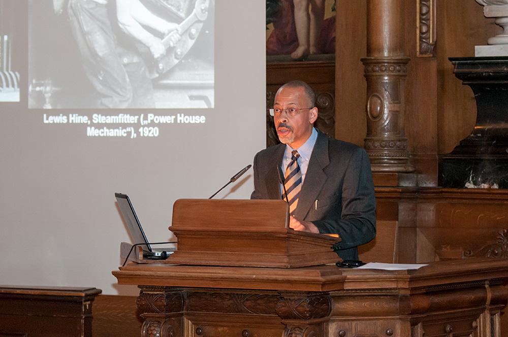 18. Juni 2014 | Antrittsvorlesung von Prof. Dr. Henry Keazor