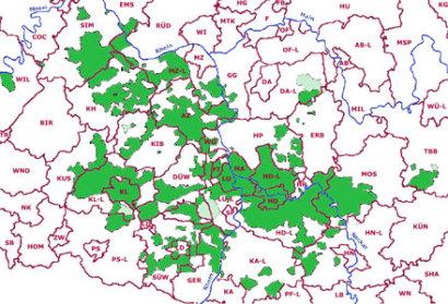 Virtual Library Stadte Und Gemeinden In Der Kurpfalz
