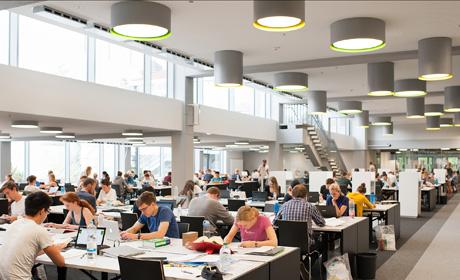 Bibliothek Uni Heidelberg