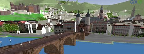 Heidelberg 3d 460x175