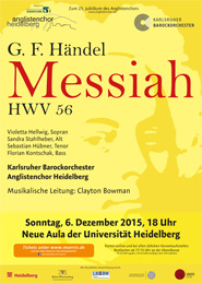 Plakat Messiah 2015 185x260