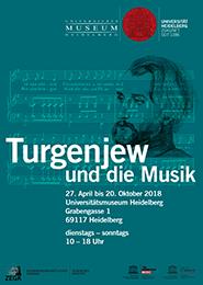 Ausstellung | Turgenjew und die Musik