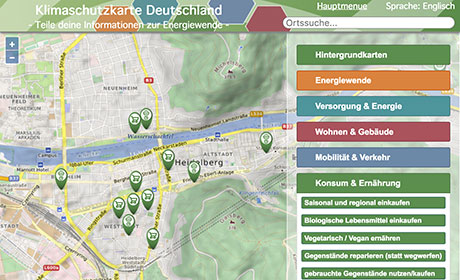 Klimaschutzkarte.de