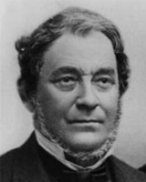 Robert Bunsen, Foto: Wikimedia Commons