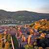 Blick Auf Heidelberg - Copyright Heidelberg Marketing