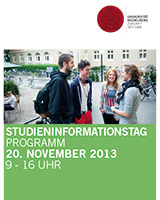 Studieninformationstag Ws2013 160x200