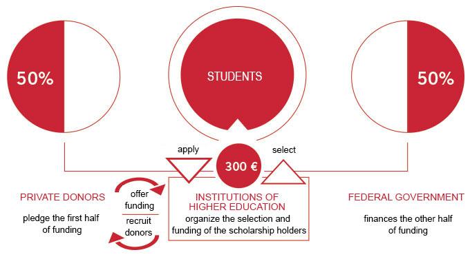Deutschlandstipendium National Scholarship Programme Heidelberg