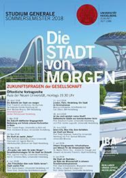 Studium Generale Zukunft Stadt