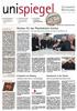 Cover unispiegel 1/2010