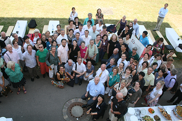 Living Legacies, July 2010, Participants, Photo by I. L. Klinger