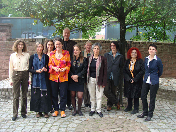 Theorizing Gender, April 2009, Participants