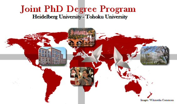 Joint PhD Tohoku